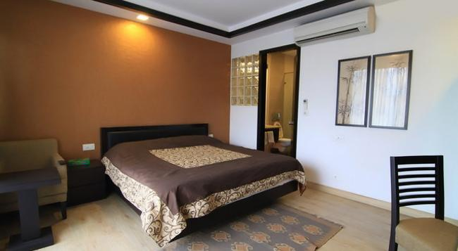 Rainbow Residency Bed And Breakfast - ニューデリー - 寝室