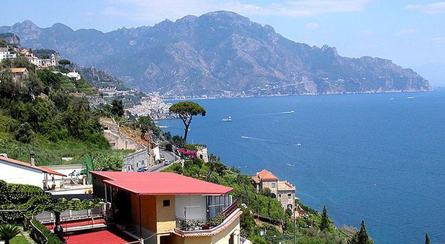 B&B アル ペッシェ ドーロ - Amalfi - 目的地