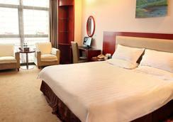 Green Tree Inn Hefei Jinding Square Hotel - Hefei - 寝室