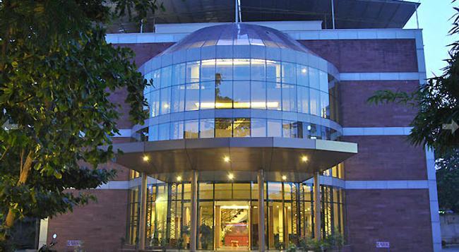 Hotel Atchaya - チェンナイ - 建物