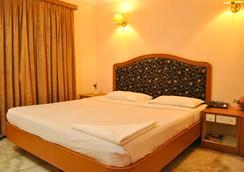 Hotel Atchaya - チェンナイ - 寝室