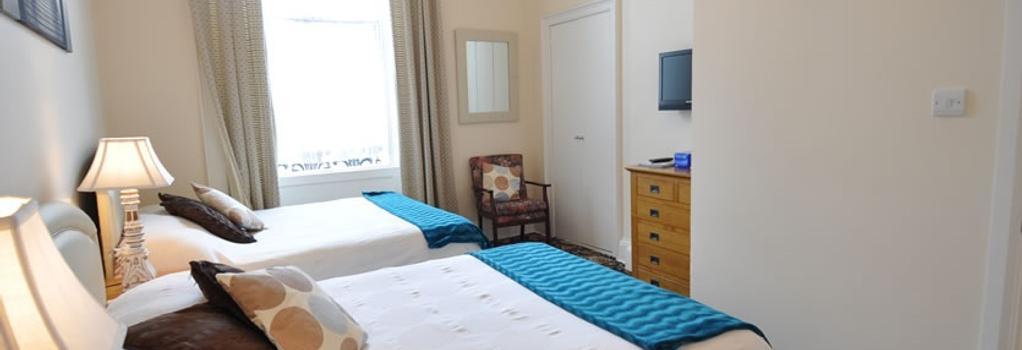 タニア ゲストハウス - エディンバラ - 寝室