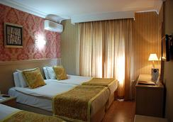 Royal Carine Hotel - アンカラ - 寝室