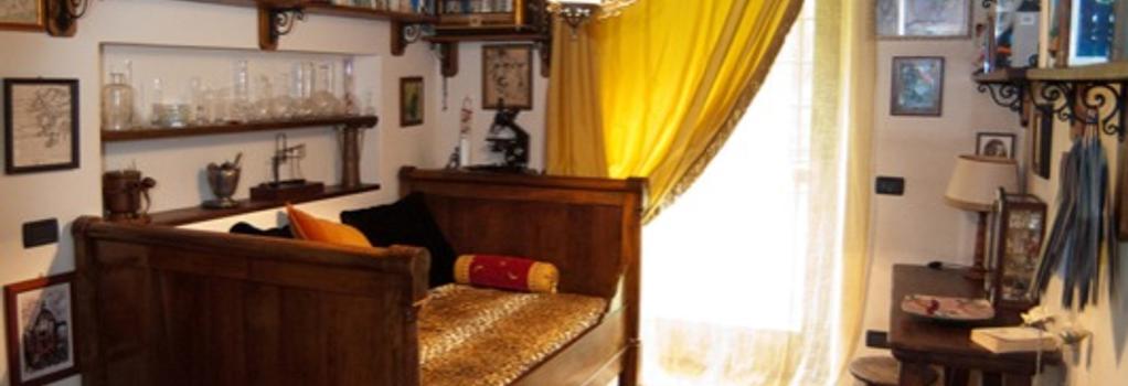 Il Mulino - アレッツォ - 寝室