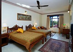 ホテル メグニワス - ジャイプール - 寝室