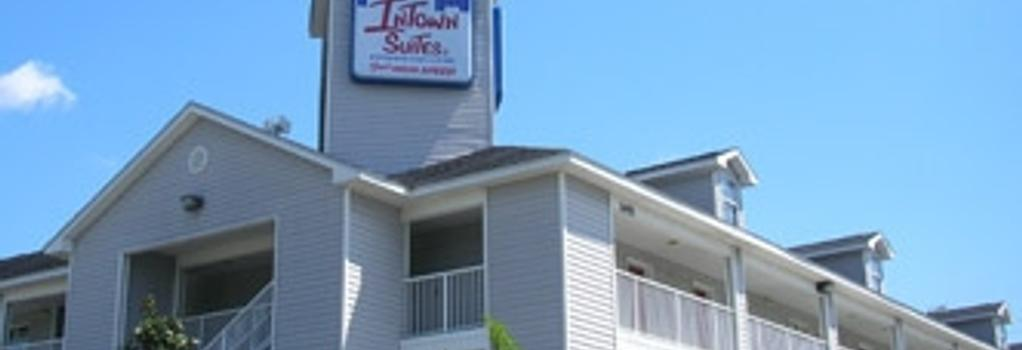 Intown Suites San Antonio West - サンアントニオ - 建物
