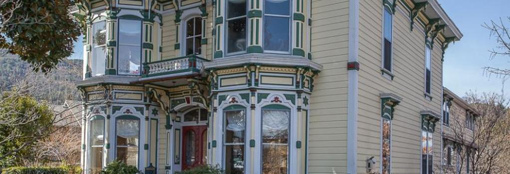 Mccall House Bed And Breakfast - Ashland - 建物