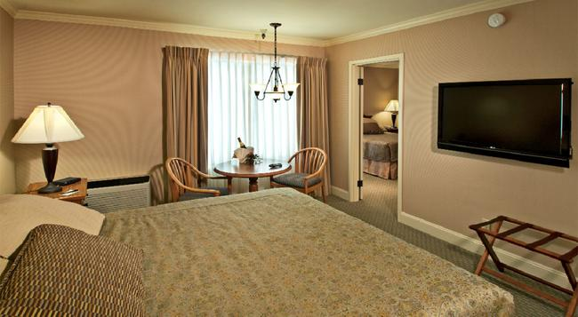 Columbus Motor Inn - サンフランシスコ - 寝室