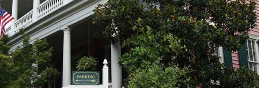 The Ashley Inn - チャールストン - 建物