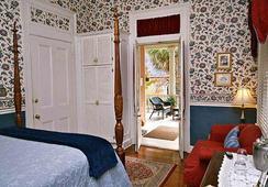 The Ashley Inn - チャールストン - 寝室