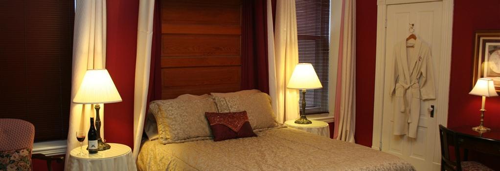 Napoleon's Retreat Bed & Breakfast - セントルイス - 寝室
