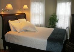 Nantucket White House Inn - ナンタケット島 - 寝室