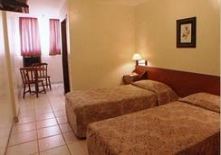 Hotel Kananxuê - ゴイアニア - 寝室