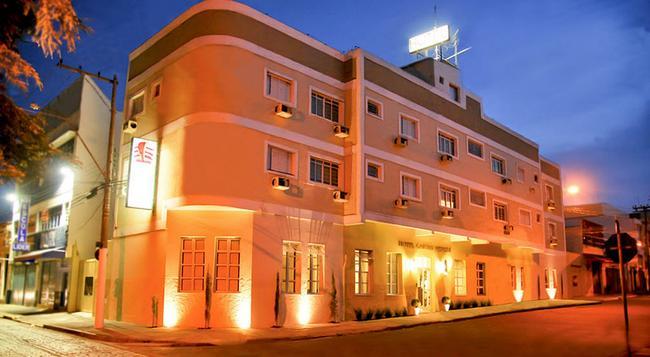 Hotel Castro Mendes - カンピーナス - 建物