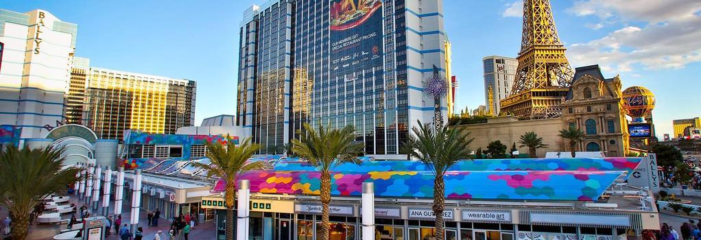 バリーズ ラスベガス ホテル & カジノ - ラスベガス - 建物