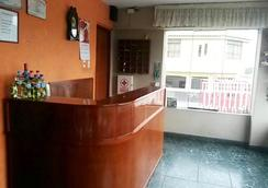 Posada del Rey - Lima Airport Hostel - リマ - ロビー