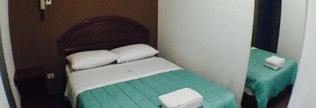 トゥパック リマ エアポート ホステル - リマ - 寝室