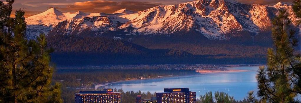 Harrah's Lake Tahoe - ステートライン - 建物
