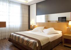 ホテル SB イカリア バルセロナ - バルセロナ - 寝室