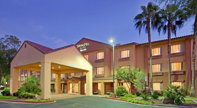 SpringHill Suites by Marriott Tempe at Arizona Mills Mall - テンピ (アリゾナ州) - 建物