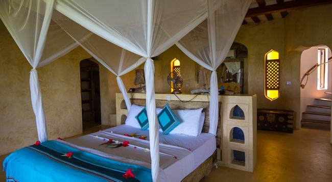 Matemwe Retreat - ザンジバル - 寝室