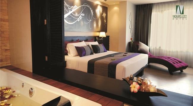 ヌーボ シティ ホテル - バンコク - 寝室