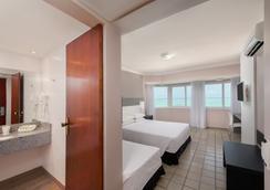 Linx Hotel Sete Coqueiros - マセイオ - 寝室