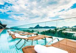 プロディジー ホテル サントス デュモン - リオデジャネイロ - プール
