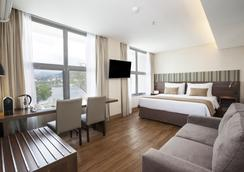 プロディジー ホテル サントス デュモン - リオデジャネイロ - 寝室