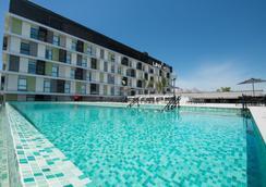 リンクス ホテル インターナショナル エアポート ガレオン - リオデジャネイロ - プール