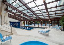 Wish Serrano Resort And Convention Gramado - グラマド - プール