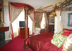 クィーン アン - サンフランシスコ - 寝室
