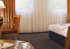 セントロ パーク ホテル ベルリン ノイケルン - ベルリン - 寝室