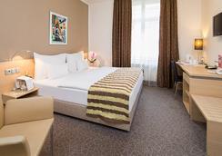 Hotel Pav - プラハ - 寝室