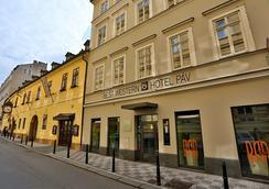 ベストウエスタン ホテル パヴ - プラハ - 建物