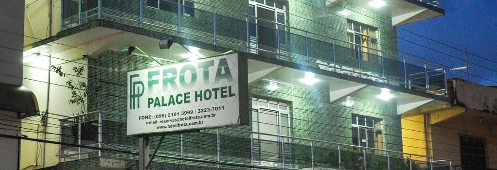 Frota Palace Hotel - Macapá - 建物