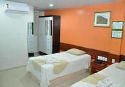 Frota Palace Hotel - Macapá - 寝室