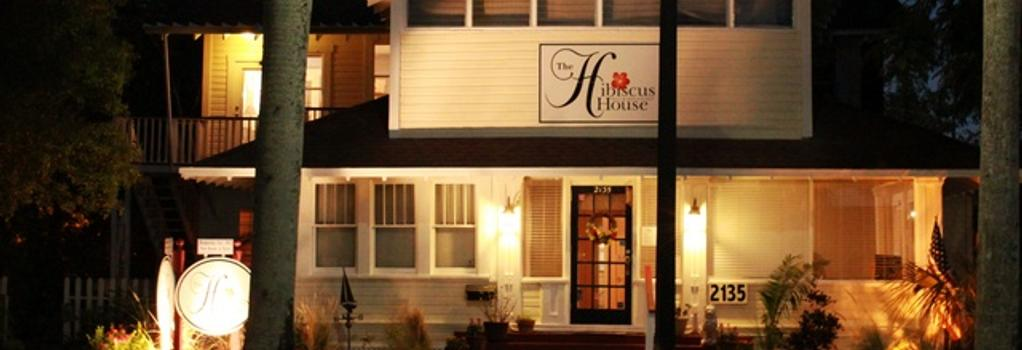 The Hibiscus House Bed & Breakfast - Fort Myers - 建物