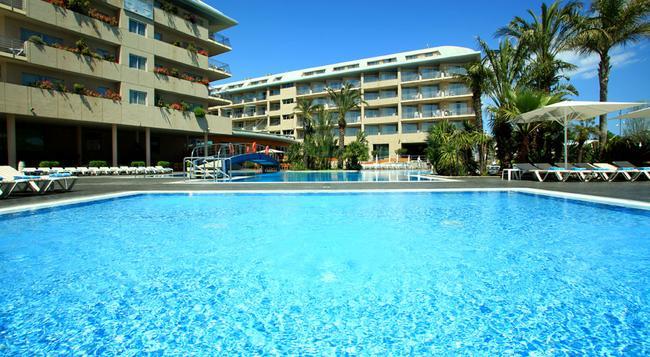 Aqua Hotel Onabrava & Spa - サンタ・スサナ - プール