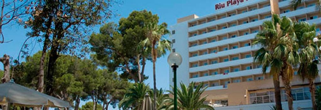 Hotel Riu Playa Park - パルマ・デ・マヨルカ - 建物