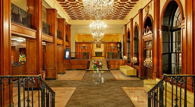 ザ ロード ネルソン ホテル & スイーツ - Halifax - 寝室