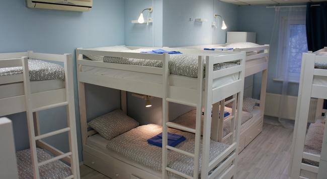 Art House Hostel on Polyanka - モスクワ - 寝室