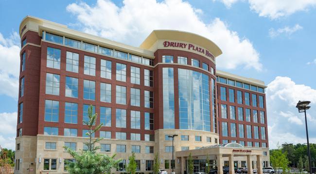 Drury Plaza Hotel Indianapolis Carmel - インディアナポリス - 建物