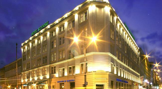 ホテル リジムスキ - ポズナン - 建物