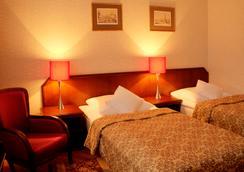 ホテル リジムスキ - ポズナン - 寝室