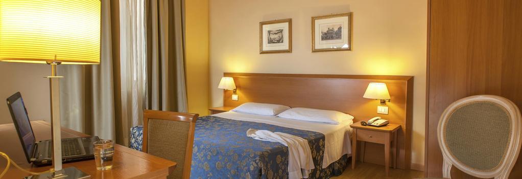 Hotel XX Settembre - ローマ - 寝室