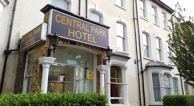 セントラル パーク ホテル - ロンドン - 建物