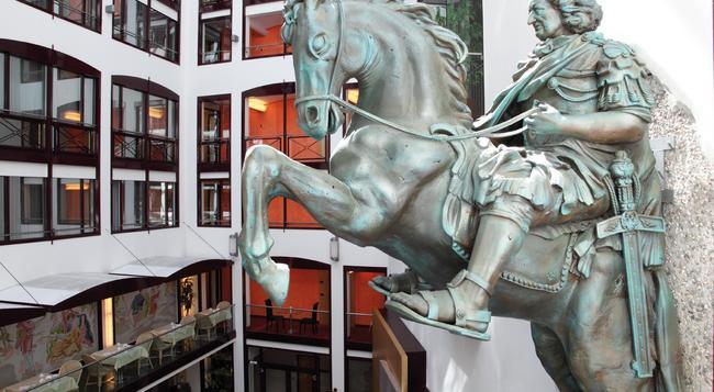 デラグ リビングホテル グロッサー クアフュルスト - ベルリン - 建物