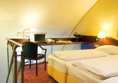 デラグ リビングホテル プリンツェシン エリザベト - ミュンヘン - 寝室