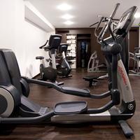 デラーク リビングホテル アム ヴィクトゥアリエンマルクト Fitness Facility